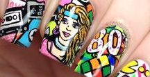 My Nail Art / All pics are of nail art done by me