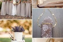 Rocks <<>> Crystals / Crystals & Rocks ↠ Wedding Inspiration