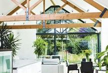 Modern kitchen extensions / Jaw-dropping designs that bring oodles of style along with that all-important extra space