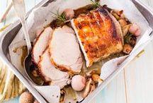 Tout est bon dans le cochon... / Recettes à base de #porc #pork