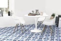 Kitchen flooring ideas / Beautiful floors that will pull your kitchen scheme together