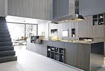 Kitchen island life / Show stopping designs to build your kitchen around