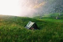 far away....camping