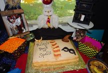 Wizard party / Harry Potter 10 year old girl swim party / by Penny H