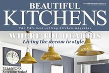 Beautiful Kitchens October November issue / Take a peek into our latest October November issue of Beautiful Kitchens on sale now