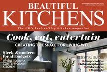Beautiful Kitchens December January issue