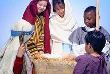Children nativity costumes