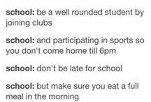 School is BAD / Why school..pretty much sucks