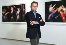 Baryshnikov photographer / Mikhail Baryshnikov's hazy photographs of human bodies caught in flux are as restless as the man who took them. Already lauded as a dancer, choreographer, actor and author, Baryshnikov has been taking pictures privately for the last 30 years, amassing tips from his illustrious friends Richard Avedon, Irving Penn and Annie Leibovitz throughout his career.