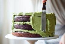 Je pâtisse... un layer cake / #layercake
