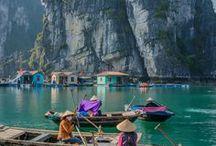Southeast Asia Travel / Thailand / Myanmar (Burma) / Laos / Vietnam/ Bangkok / Chiang Mai / Pai / Luang Prabang / Hanoi / Cat Ba