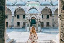 Turkey Travel / Travel Turkey | Backpacking Turkey | Istanbul | Cappadocia | Eastern Turkey | Bodrum |