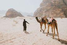 Jordan Travel / Travel Jordan | Backpacking Jordan | Amman | Petra | Wadi Rum | Dead Sea | Aqaba |