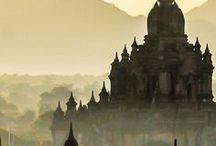 Myanmar (Burma) Travel / Travel Myanmar / Backpacking, Myanmar / Yangon / Mandalay / Bagan