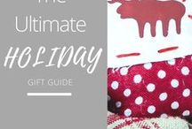 Christmas Gift Guides / Your one stop shop for gift ideas.