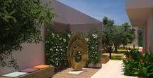 Lilian Casagrande Arquitetura da Paisagem - Estudo Residencial IB / Estudo para projeto de jardim residencial.
