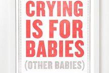 Baby Things!