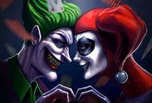 Joker & Harley Quinn / Mad Love