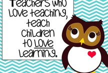 Teaching is my Passion <3 / I can't wait to have my very own classroom so I can try out all of the wonderful teaching ideas I'm finding! :) / by Lynnsey Nicole