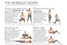 Exercise Workouts / Circuits, Challenges, Exercise Moves, & Info / by Randee Pollock