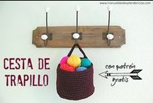 My Crafts - Mis manualidades / I love crafts, and I'll share with you all the projects I have created.