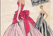 Vintage Sewing Patterns / by Rita Holcomb