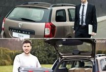 Street / Drivers Fashion / Look good in your Dacia :-)