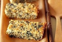 Healthy Treats & Snacks / by Taylor Venezio
