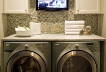 ~laundry rooms I love~ / by Denise Highland Watkins