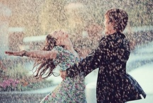 ~rain~ / by Denise Highland Watkins