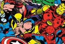 Marvel Comics / by Laura Watts