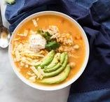 soup love / soup is a great way to pack in loads of veggies. simple soup recipes for the weeknight to up your whole family's veggie intake.