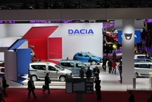 Dacia at the Paris Motor Show / Dacia at the Paris Motor Show