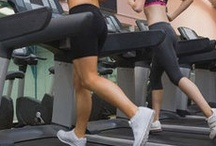 Exercise Workouts :: Treadmill / by Randee Pollock