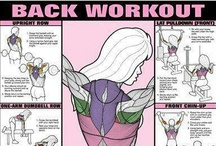 Exercise Workouts :: Back / by Randee Pollock