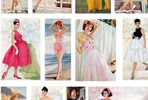 Fashions from the Sixties / by Rita Holcomb