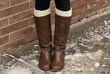 Mój Styl :: Boots w/ Outfits / by Randee Pollock