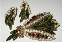 Sparkly Stuff / Vintage Costume Jewelry / by Rita Holcomb