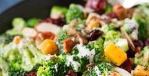 salad madness / our favorite salad recipes for summer and beyond. we think salads are a mainstay all year long. salad recipes for the whole family.