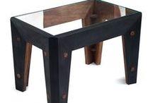 coffee tables / by Julie Raimondi