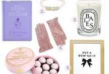 nifty gifties / by Julia Bright