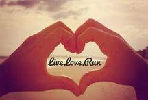 Love to RUN / by Karen Webster