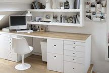 Home Office / by Erin Fitzpatrick Dwyer