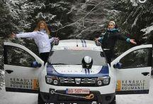Raliul Gazelelor / Teodora și Emilia au fost alese să reprezinte România la Raliul Gazelelor, programat în deșertul marocan între 20 martie și 4 aprilie 2015
