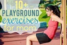 Exercise Workouts :: Playground / by Randee Pollock