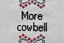 Cross Stitch / by Lisa Conran