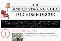 Open Home / Need to know for staging your home