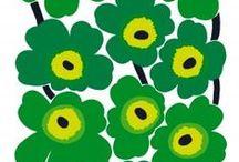 Greensleeves / Everything green