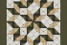 patchwork / by Rosario Molinera Caracuel