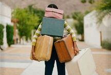 Packing Tips / Packing a suitcase for a trip or vacation is a ritual often associated with feelings of dread and stress. Conquer unexpected spills, over-packing, airline baggage restrictions, and more. Stay organized and worry-free with these packing tips to help you travel smarter! / by AAA